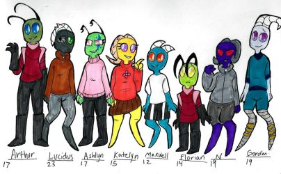 Height Ref by invadercarmel