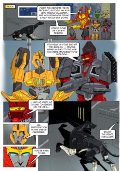 Ravage - Issue #1 - Page 29 by TF-TVC