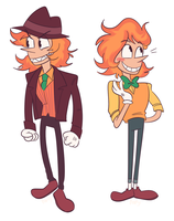 human cags by poplyst