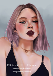 Practice skills and colour by FrancieLenay