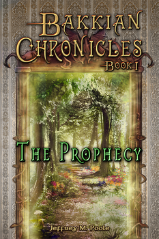 BC The Prophecy Book Cover by UberVestigium