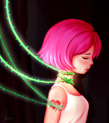 Thorns by Electric-Shine