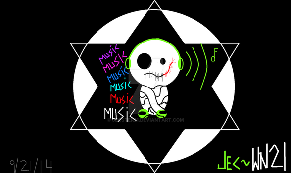 MUSIC MUSIC Music music !!!!! by JECSTER21