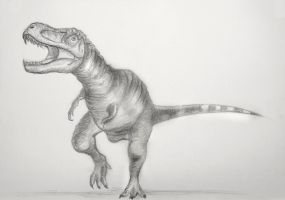 Dino by GGdraw