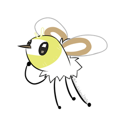 Cutiefly by MrTwinklehead