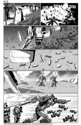 Maketoys: Cross Dimension Issue 01 Page 13 by BryanSevilla