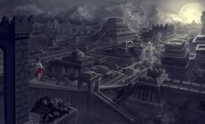 The First City by Nord-Sol