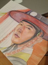 Arang and the Magistrate WIP by starkanime