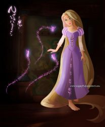 Tangled-Rapunzel 02 by Nippy13