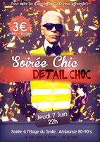 Soiree Chic Detail Choc by mimizz