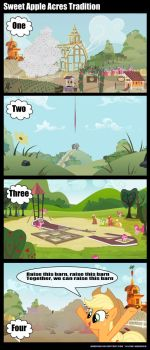 Sweet Apple Acres tradition (eng) by WmSonee