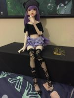 Ball-Jointed Doll: Opal - #5 by Jellyfish-Magician