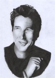 Richard Gere by D17rulez