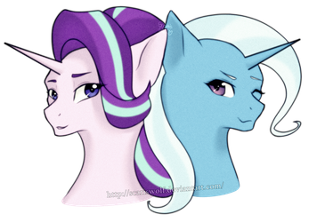 Girls by ScarisWolf
