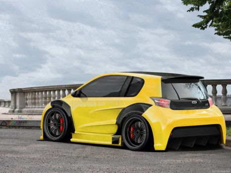 Scion iQ by NoobyBg