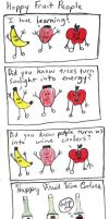 Happy Fruit People Ep4 by April-Moon