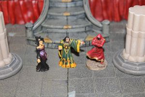 Heroclix conversion repaint rebase 7 by MrVergee