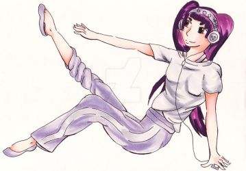 iPd: Workout by Rukia1000