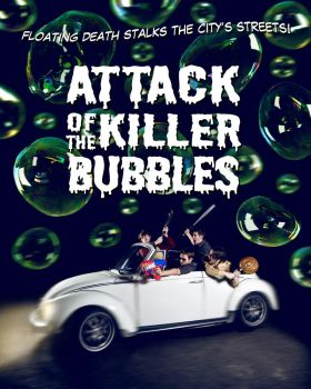 Attack Of The Killer Bubbles by OneMadman