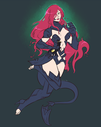 Food Fund Commission: Katarina Kurunya by Syrae-Universe