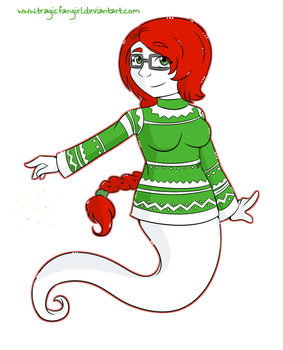 Sage: CanOC's Christmas Trade by TragicFangirl