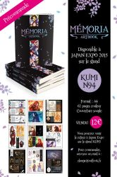 Memoria ARTBOOK : Preorder by melusineistross