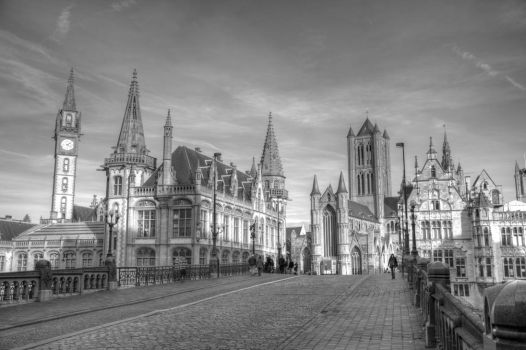 Ghent by chasnam