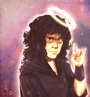 Ronnie James Dio, RIP by Anante