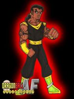 Brohan The Black Saiyan by RWhitney75