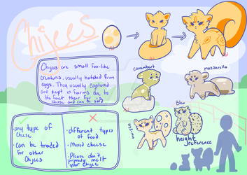 [OPEN SPECIES] Chijees by Alti-Woofers