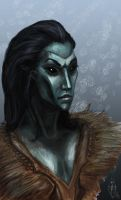 Dunmer by ANeDe