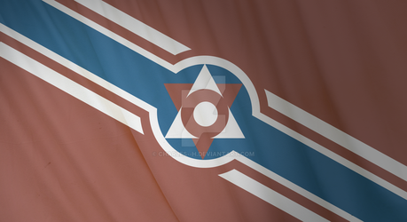 Flag of Mars by Charles--H