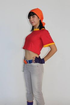Pan Cosplay, Dragon Ball by Calista-Cosplayer