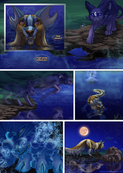 The spirit of Ethil P12 by Lunewen