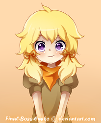 Young Yang by Final-Boss-Emiko