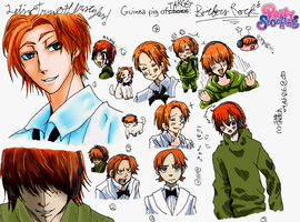 PSG:ABM colored ver. by AnimeFan2006