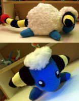 Mareep Plush by Chochomaru