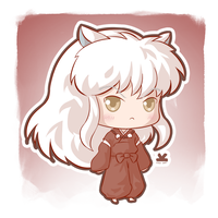 [Commission] Inuyasha by Kelsa20