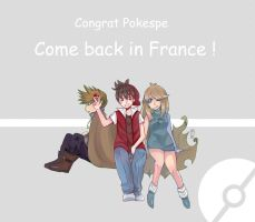 Pokespe Come Back 2014 by hiromihana