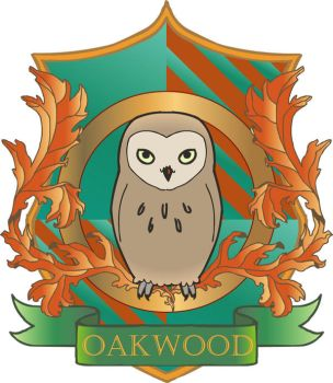 Logo: Oakwood by dire-musaera