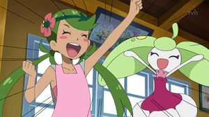 Mallow and Steenee