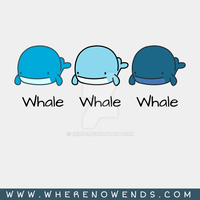 Whale whale whale by nehpe