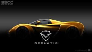 GEELATIC -- Street Sport Car Concept by megatama
