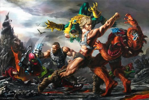 Masters of the Universe: Clash at Snake Mountain