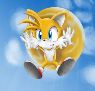 Tails - I Wanna Fly High by Shadoukun