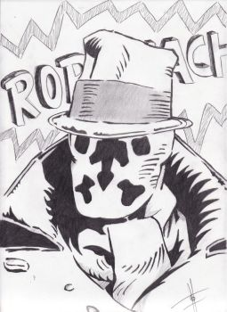 Rorschach by calejocarecangrejo