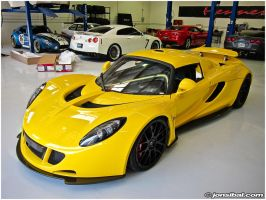 Venom GT by jonsibal