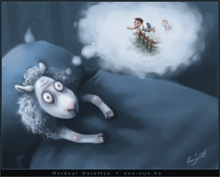 That Dreadful Insomnia by Sheeyo