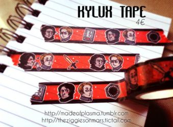 Kylux tape by Soyouz-Aldrin