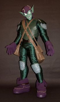 Green Goblin Costume 2 by jacemoore